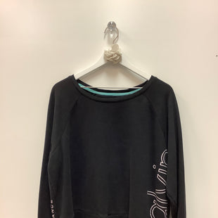 Primary Photo - BRAND: CALVIN KLEIN STYLE: ATHLETIC TOP COLOR: BLACK SIZE: 3X SKU: 153-153131-21738