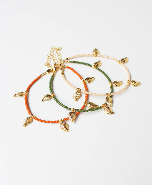 Armband • Autumn, Orange