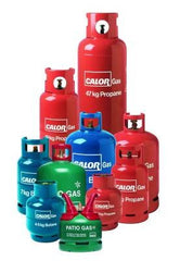 Calor gas Cylinder Hire