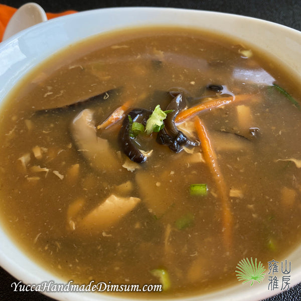 (32 OZ) HOT & SOUR SOUP  酸辣湯