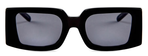 Lana black sunglasses by Vow London