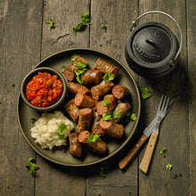Load image into Gallery viewer, Chilli Boerewors 400g