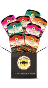 FOR THE LOVE OF WORS [8 PACK SPECIAL - price includes shipping]