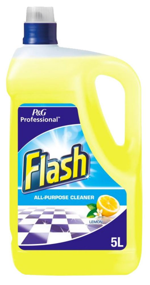 All Purpose Cleaner Lemon - Flash 5lt