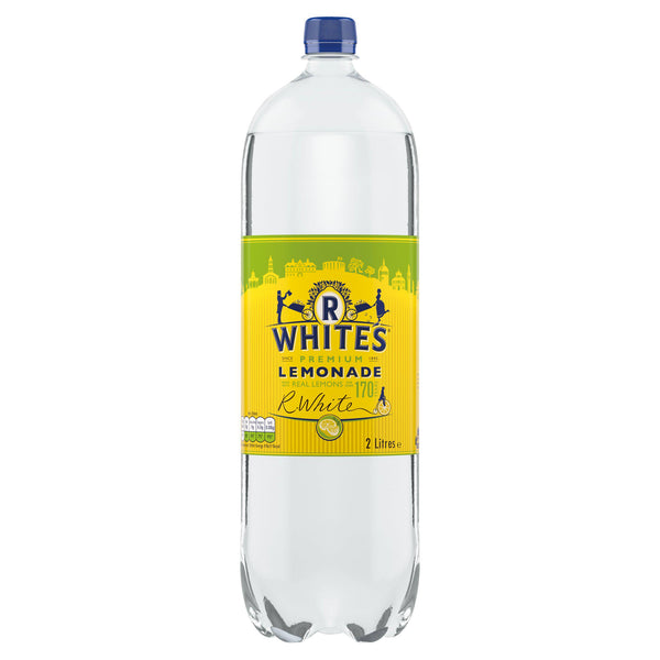 R WHITES LEMONADE 2 LTR