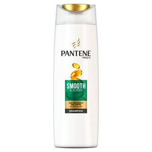 PANTENE SHAMPOO SMOOTH & SLEEK 360MLS