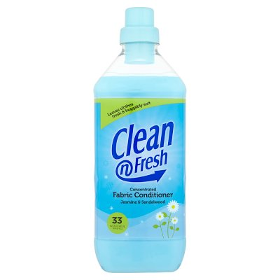 CLEAN 'N' FRESH FABRIC REFRESH CONDITIONER 1LT