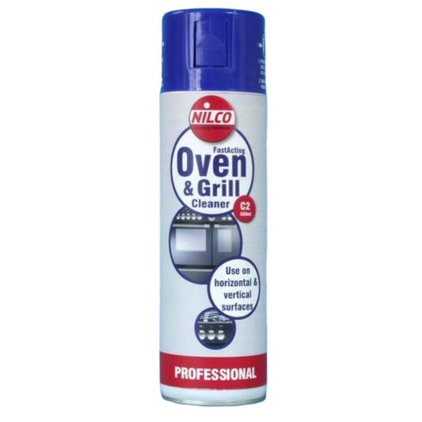 Aerosol Oven Cleaner - Nilco 500ml