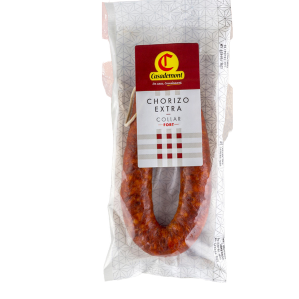 CHORIZO RING HOT 200gm
