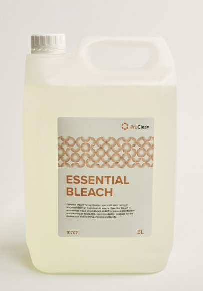 Essential Bleach - ProClean 5lt