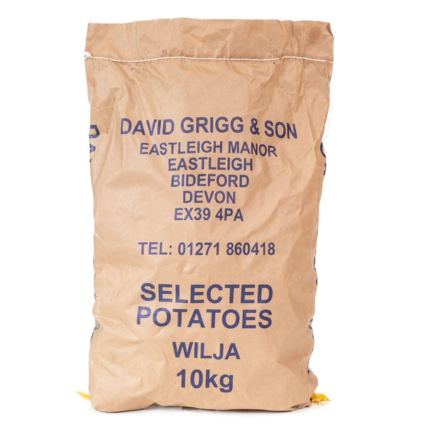 Potatoes - locally sourced 10kg