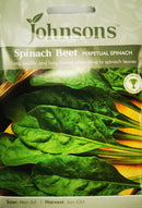 Johnsons Spinach Beet Perpetual Seeds