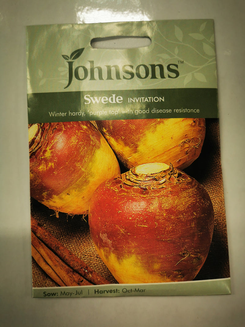 Johnsons Swede Invitation Seeds