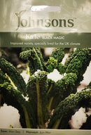 Johnsons Kale Black Magic Seeds
