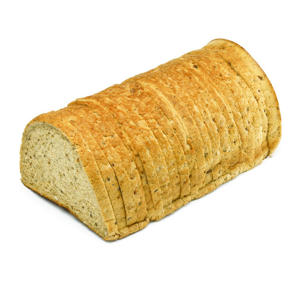 Bread Sliced Malt Wheat Grain (Bloomer) FROZEN