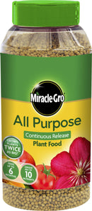 MIRACLE GRO CONTINUOUS RELEASE PLANT FOOD 1KG