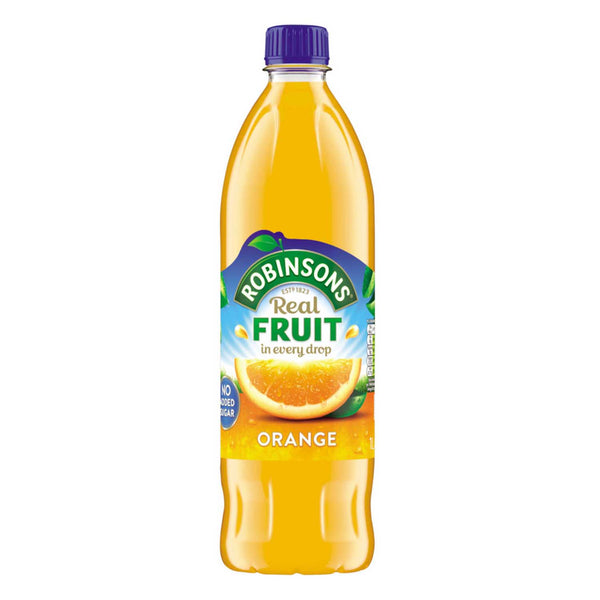 ROBINSON ORANGE SQUASH  900ML