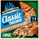 Chicken & Bacon Pizza - Chicago Town 30cm