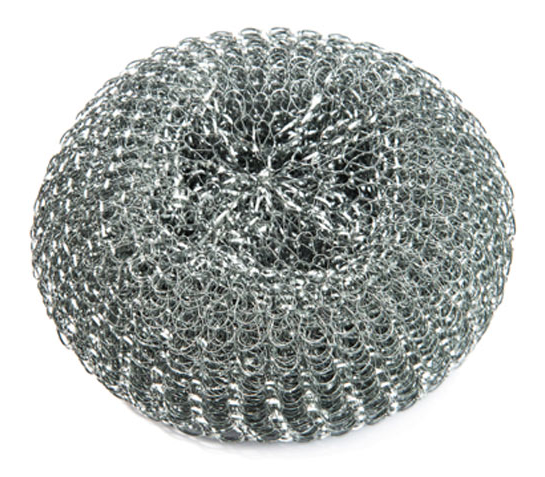Galvanised Scourers pack x 10