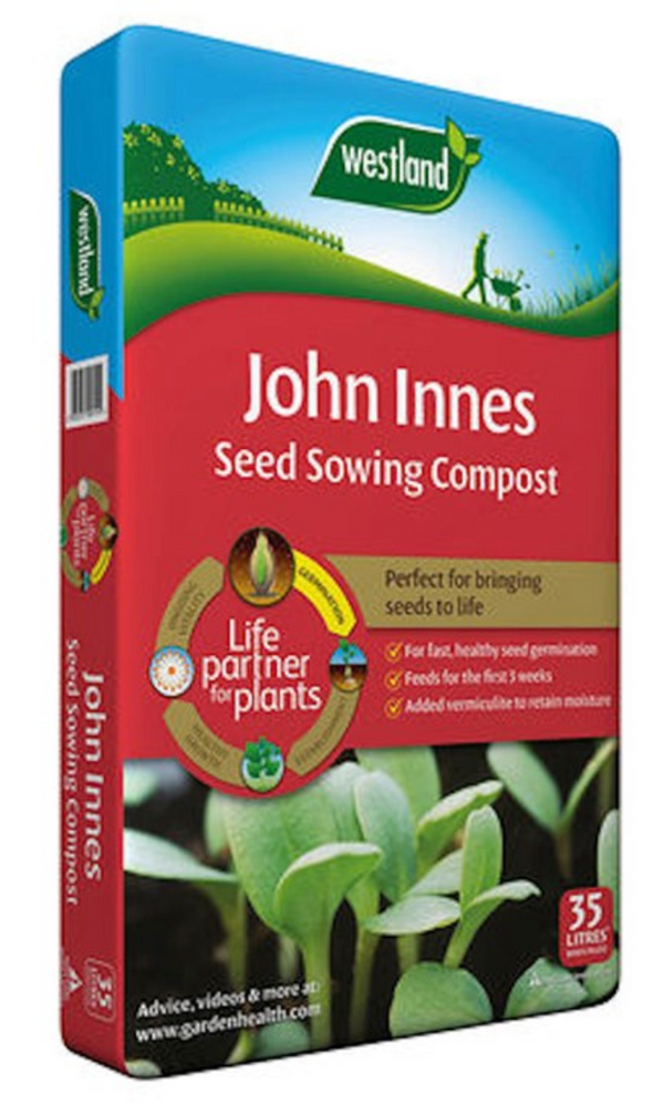 John Innes Seed Sowing Compost 35L