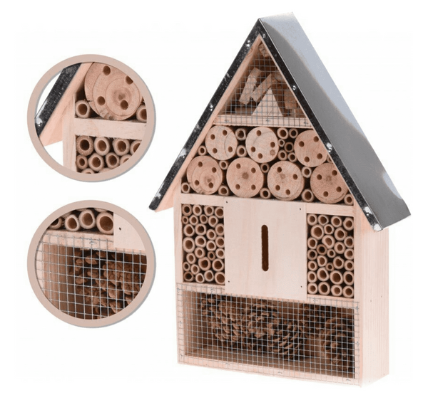 Insect Hotels medium
