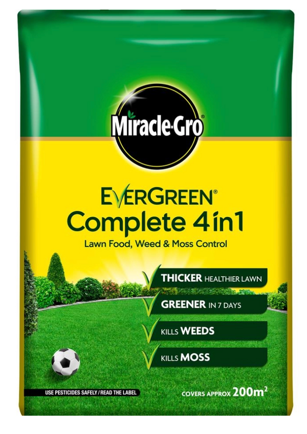 MIRACLE-GRO COMPLETE LAWN FEED 1X200 M2 7K