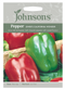 "Johnsons Seeds Pepper ""Sweet California Wonder"" SEEDS"