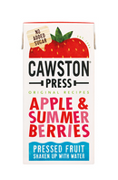 Apple & Summer Berries Cawston Press 200ml