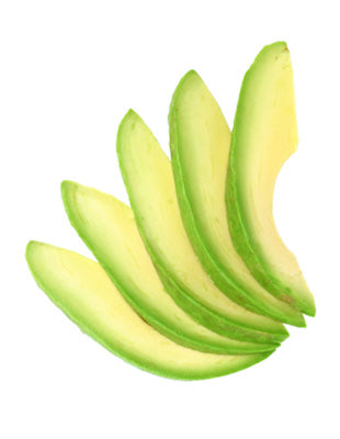 Avocado Slices 500g