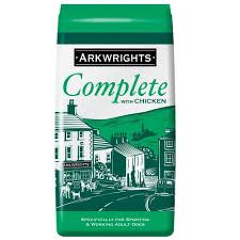 ARKWRIGHTS CHICKEN Dog Food 15Kg