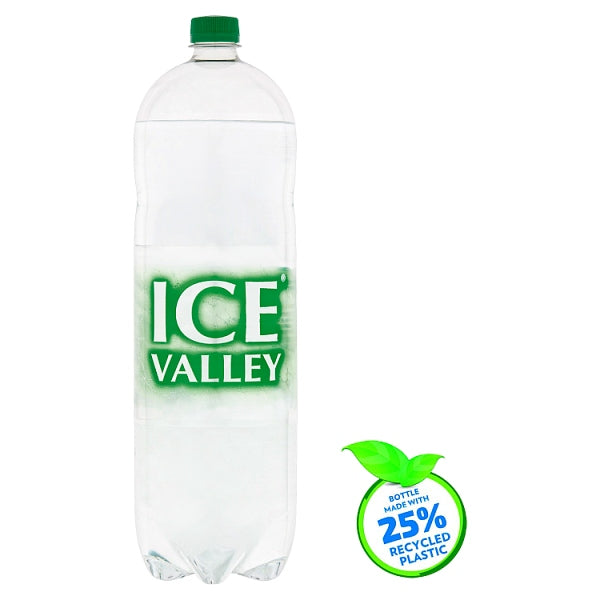 Ice Valley Sparkling Spring Water 2L X 8