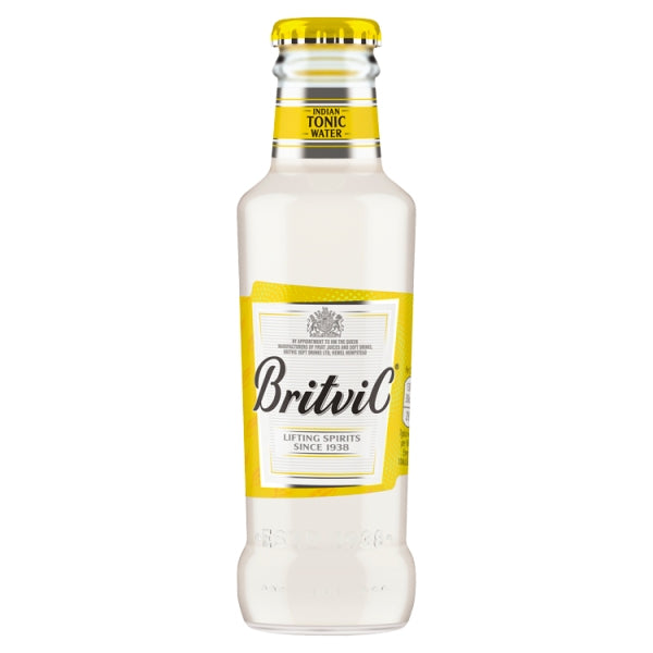 Britvic Indian Tonic Water 125ml X 24