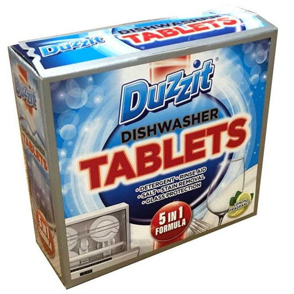 DUZZIT DISHWASHER TABS 12s