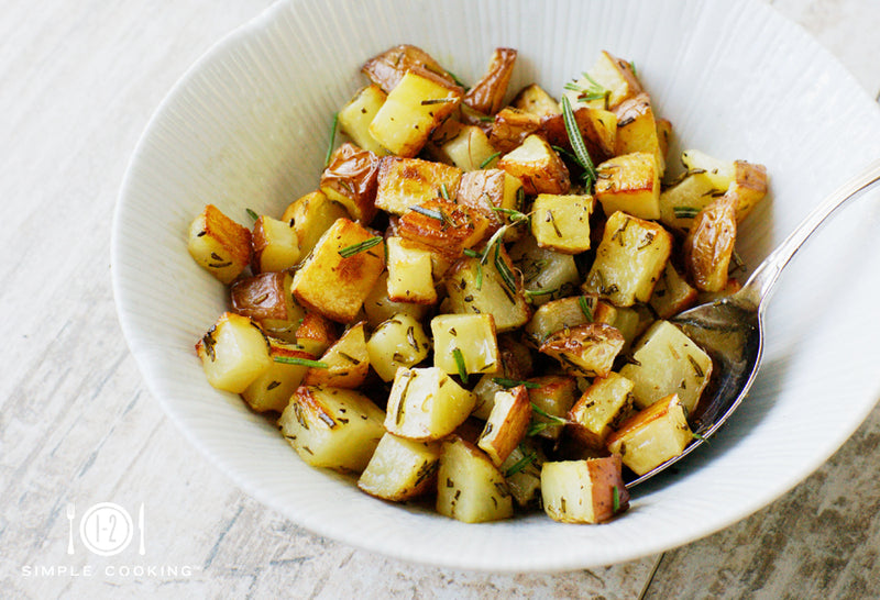 Crispy Potato Cubes with Herbs 2.5kg