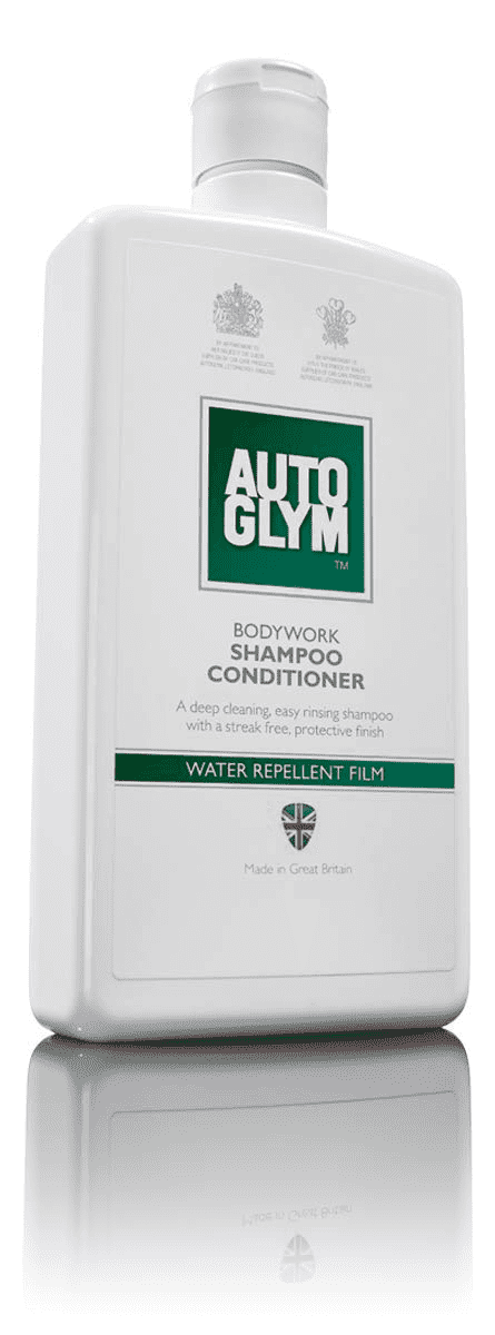 BODY WORK CAR SHAMPOO 500ML AUTOGLYM
