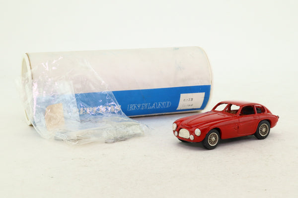 Auto Replicas AR13; 1951 Ferrari 166MM Berlinetta; Red