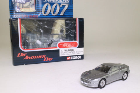 Corgi Classics TY95201; James Bond Aston Martin Vanquish; Die Another Day