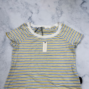 Primary Photo - BRAND: ANTHROPOLOGIE STYLE: TOP SHORT SLEEVE BASIC COLOR: STRIPED SIZE: M SKU: 315-31513-82053