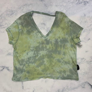 Primary Photo - BRAND: WE THE FREE STYLE: TOP SHORT SLEEVE COLOR: GREEN SIZE: XS SKU: 315-31513-82293
