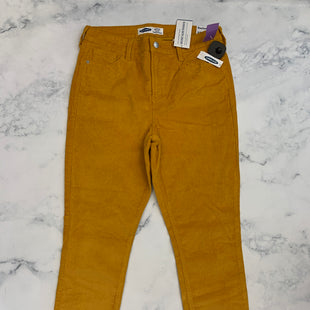 Primary Photo - BRAND: OLD NAVY STYLE: PANTS COLOR: YELLOW SIZE: 12 SKU: 315-31513-63165