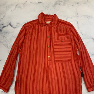 Primary Photo - BRAND: WE THE FREE STYLE: TOP LONG SLEEVE COLOR: ORANGE SIZE: XS SKU: 315-31513-76215