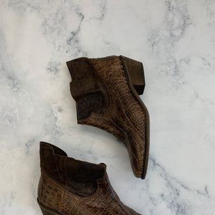 Primary Photo - BRAND: FREE PEOPLE STYLE: BOOTS ANKLE COLOR: BROWN SIZE: 8 SKU: 315-31513-76570