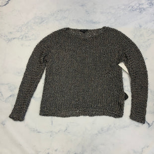 Primary Photo - BRAND: EILEEN FISHER STYLE: SWEATER HEAVYWEIGHT COLOR: GREY SIZE: S SKU: 315-31513-82649