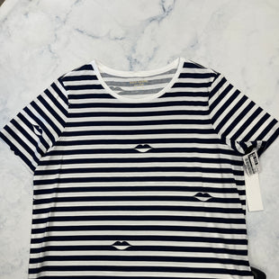 Primary Photo - BRAND: KATE SPADE STYLE: TOP SHORT SLEEVE COLOR: STRIPED SIZE: M SKU: 315-31513-83034
