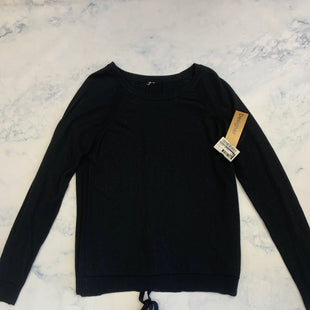 Primary Photo - BRAND: LULULEMON STYLE: SWEATER LIGHTWEIGHT COLOR: BLACK SIZE: 4 SKU: 315-31512-31290