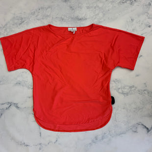 Primary Photo - BRAND: JUDE CONNALLY STYLE: TOP SHORT SLEEVE COLOR: NEON SIZE: XS SKU: 315-31513-82061