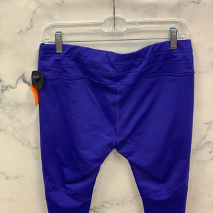 Primary Photo - BRAND: ATHLETASTYLE: ATHLETIC CAPRISCOLOR: PURPLESIZE: LSKU: 315-31512-20261