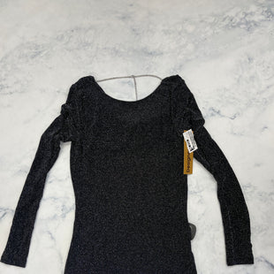 Primary Photo - BRAND: MICHAEL BY MICHAEL KORS STYLE: TOP LONG SLEEVE COLOR: BLACK SIZE: XXS SKU: 315-31513-81262