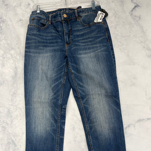 Primary Photo - BRAND: WHITE HOUSE BLACK MARKET STYLE: JEANS COLOR: DENIM SIZE: 10 SKU: 315-31513-75348