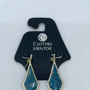 Primary Photo - BRAND: KENDRA SCOTT JEWLERY STYLE: EARRINGS COLOR: BLUE GREEN SKU: 315-31513-72803
